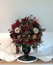Elegant Floral Arrangements For Dining Table Arrangement Centerpiece Shipping Included Luxury Modern Silk Room Centerpieces Non