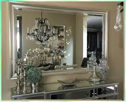 silber gold rectangle dekorative wand spiegel