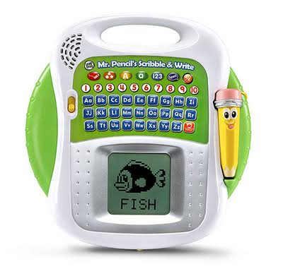 LeapFrog Mr. Pencil's Scribble and Write Toy