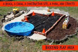 DIY Backyard Play Area {Backyard Barbecue Bloghop} – Discovering ... Best 25 Small Patio Gardens Ideas On Pinterest Garden Backyard Bar Shed Ideas Build A Right In Your Inside Sand Backyard Sandpit Sand Burton Avenue Beach Directional Sign Wood Projects Front Yard Zero Landscaping Pictures Design Decors Cool House For Diy Living Room Layouts Inspiring Layout Plan Picture Home Fire Pits On Fireplace Building Back Themed Pit Series Compilation Youtube