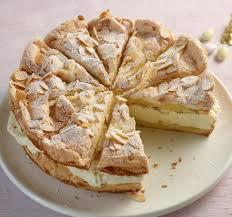 zitronen baiser torte