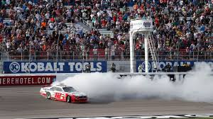 2018 NASCAR XFINITY Las Vegas Race Page
