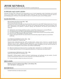 Resume Summary Examples For Customer Service Manager Statement Elegant Awesome