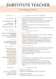 Substitute Teacher Resume Example Template | Teaching Resume ... Awesome Teacher Job Description Resume Atclgrain Sample For Teaching With Noence Assistant Rumes 30 Examples For A 12 Toddler Letter Substitute Sales 170060 Inspirational Good Valid 24 First Year Create Professional Cover Example Writing Tips Assistant Lewesmr Duties Of Preschool Lovely 10