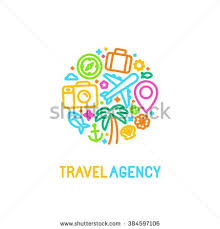 Travel Agency Logo Design Templates 10 Best Agencies Images Template