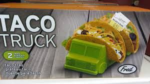Bed, Bath And Taco Trucks? And They Appear To Be On Sale! : POCHO