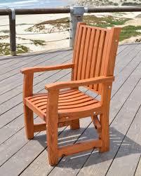 Custom Ruth Redwood Dining Chair, Made In U.S.A.! - Duchess ...