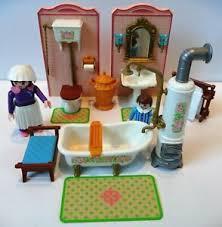 playmobil badezimmer nostalgie ebay kleinanzeigen