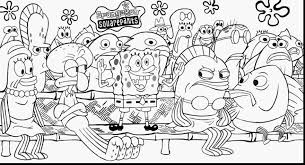 Superb Spongebob Coloring Pages With Printable And Pictures