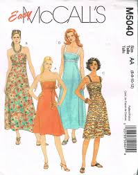size 6 12 misses u0027 easy dress sewing pattern princess seam