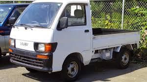 100 Micro Truck Find Of The Week 1995 Subaru Sambar Van AutoTRADERca
