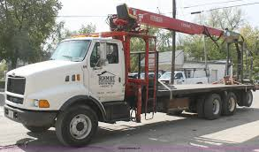 1998 Ford Louisville LT9513 Boom Truck | Item A3236 | SOLD! ... Sold Used Manitex 5096s Boom Truck Mounted To 2007 Kenworth T800 What Is A Boom Truck Tnt Crane Rigging California Trailer Rentals Wtstates Boom Truck 15 Ton W 113 Max Reach Broadway Rental Equipment Co Operator Saskatchewan Apprenticeship And Trade Video Crane Tips Over In Croton Falls Trucks Ims Crew No Good Is Waiting For Them 2006 Gmc C5500 Bucket For Sale 605925 New 45 Ton With 142 Of Main 4 Isuzu Hydraulic Telescopic Mounted For 2004 Freightliner M2 106 593212