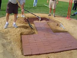 MoundMaster® Blocks | Turface Athletics Hartford Yard Goats Dunkin Donuts Park Our Observations So Far Wiffle Ball Fieldstadium Bagacom Youtube Backyard Seball Field Daddy Made This For Logans Sports Themed Reynolds Field Baseball Seven Bizarre Ballpark Features From History That Youll Lets Play Part 33 But Wait Theres More After Long Time To Turn On Lights At For Ripken Hartfords New Delivers Courant Pinterest
