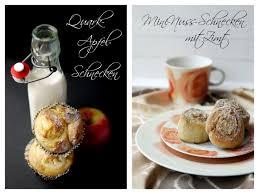 quark apfel schnecken experimente aus meiner küche