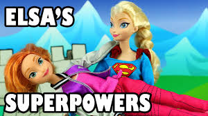 Ernest Saves Halloween by Frozen Elsa Supergirl Saves Anna After She Is Kidnapped By Mother