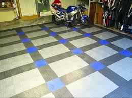 Racedeck Flooring Vs Epoxy by Mo Tested Racedeck Garage Flooring