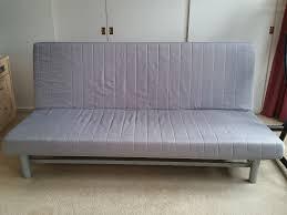 Beddinge Sofa Bed Slipcover Knisa Light Gray by Beddinge Futon