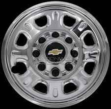 Chevy Silverado Wheel Center Caps