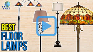 Franklin Iron Works Floor Lamp by Top 10 Floor Lamps Of 2017 Video Review