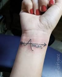 11 Love Tattoos In Spanish Youre Going To Want Get