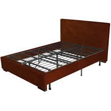 Platform Bed Frame Walmart by Bed Frames Metal Bed Frame King Twin Bed Frame Target Twin Metal
