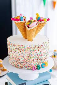 konfetti einschulungstorte leicht gemacht torte