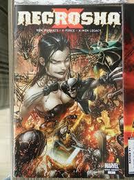 Marvel Limited Series Specials