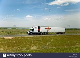 Transport Transportation Trucks Blue Truck Stock Photos & Transport ...