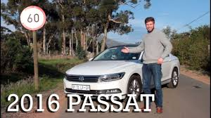 2016 VW Passat 1 8 TSI Bluemotion Review [Afrikaans with subtitles
