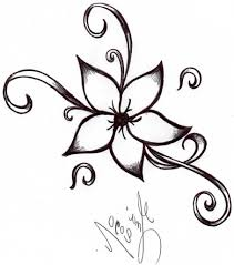 Easy Cute Drawings Cute Easy Flowers To Draw Drawing Artisan