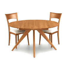 Round Extension Table Cherry Dining Nz