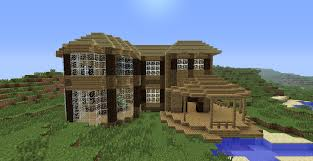Minecraft House 1 By Mylithia