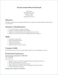Accountant Resume Example Best Writing Images On No Experience
