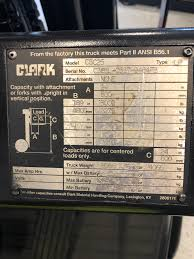 Clark Forklift Repair Lexington Ky - Best Fork 2018 Clark Forklift Manual Ns300 Series Np300 Reach Sd Cohen Machinery Inc 1972 Lift Truck F115 Jenna Equipment Clark Spec Sheets Youtube Cgp16 16t Used Lpg Forklift P245l1549cef9 Forklifts Propane 12000 Lb Capacity 1500 Dealer New York Queens Brooklyn Coinental Lift Trucks C50055 5000lbs 2 Ton Vehicles Loading Cleaning Etc N