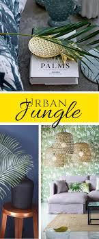 jungle wildes wohnzimmer planungswelten