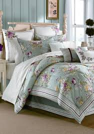 Kenneth Cole Bedding by Laura Ashley Eloise Bedding Collection Online Only Belk