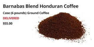 Case Of Ground Coffee