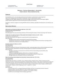 Admin Resume Objective Examples For Study Shalomhouse Us In