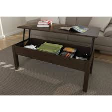 Living Room Tables Walmart by Table Mainstays Lift Top Coffee Table Multiple Colors Walmart