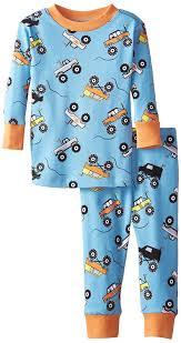 100 Monster Truck Pajamas Amazoncom New Jammies Baby Boys Organic S