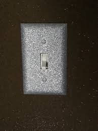 5 bling glam light switch wall plate free shipping houseware