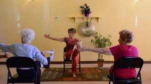 Armchair Yoga For Seniors Yoga For Seniors Youtube Actively Aging With Energizing Chair Get Moving Best Of Interior Design And Home Gentle Midlifers Look No Hands Exercises For Ideas Senior Fitness Cerfication Seniorfit Life 25 Yoga Ideas On Pinterest Exercises Office Improve Your Balance Multimovements Led By Paula At The Y Ymca Of Orange County Stay Strong Dance Live Olga Danilevich Land Programs Dorothy C Benson Multipurpose Complex Tai Chi With Patience