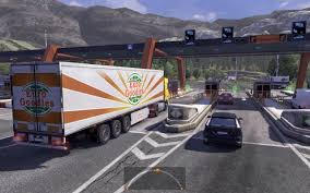 100 Grimm Brothers Trucking Euro Truck Simulator 2 PC Full Game Download RIP SOFT GAME
