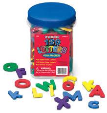 Amazon PlayMonster Foam Magnets Letter Toys & Games