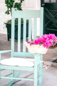 How To Paint Outside Rocking Chair – Ercmkxk.info