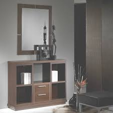 meuble d entrée et miroir pour une pièce tendance with regard to