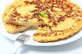 cuisiner le chou fleur omelette au chou fleur une recette de plat facile