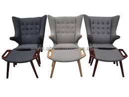 Vintage Hans Wegner Papa Bear Chair by Hans Wegner Papa Bear Chair Replica Papa Bear Chair Designer