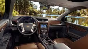 2016 Chevy Traverse near Cranston