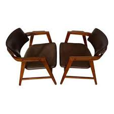 W H Gunlocke Chair Value by Gently Used Gunlocke Furniture Up To 50 Off At Chairish